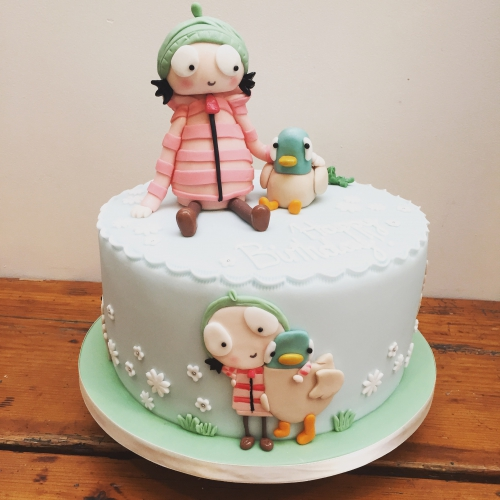 Celebration Cakes Gallery - Cherry Blossom Cakes
