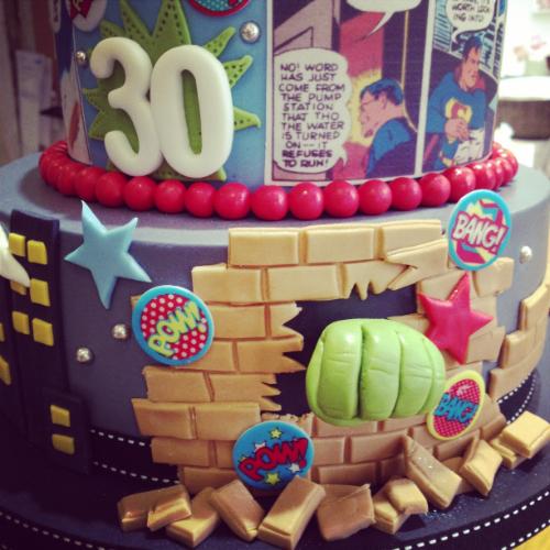 Admirable Celebration Cakes Gallery Cherry Blossom Cakes Funny Birthday Cards Online Kookostrdamsfinfo